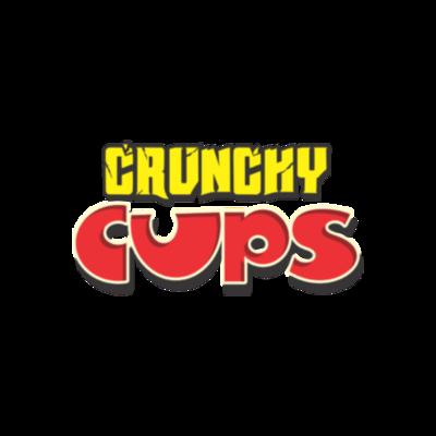 Crunchy cups
