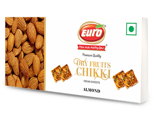 Dryfruit Almond Chikki