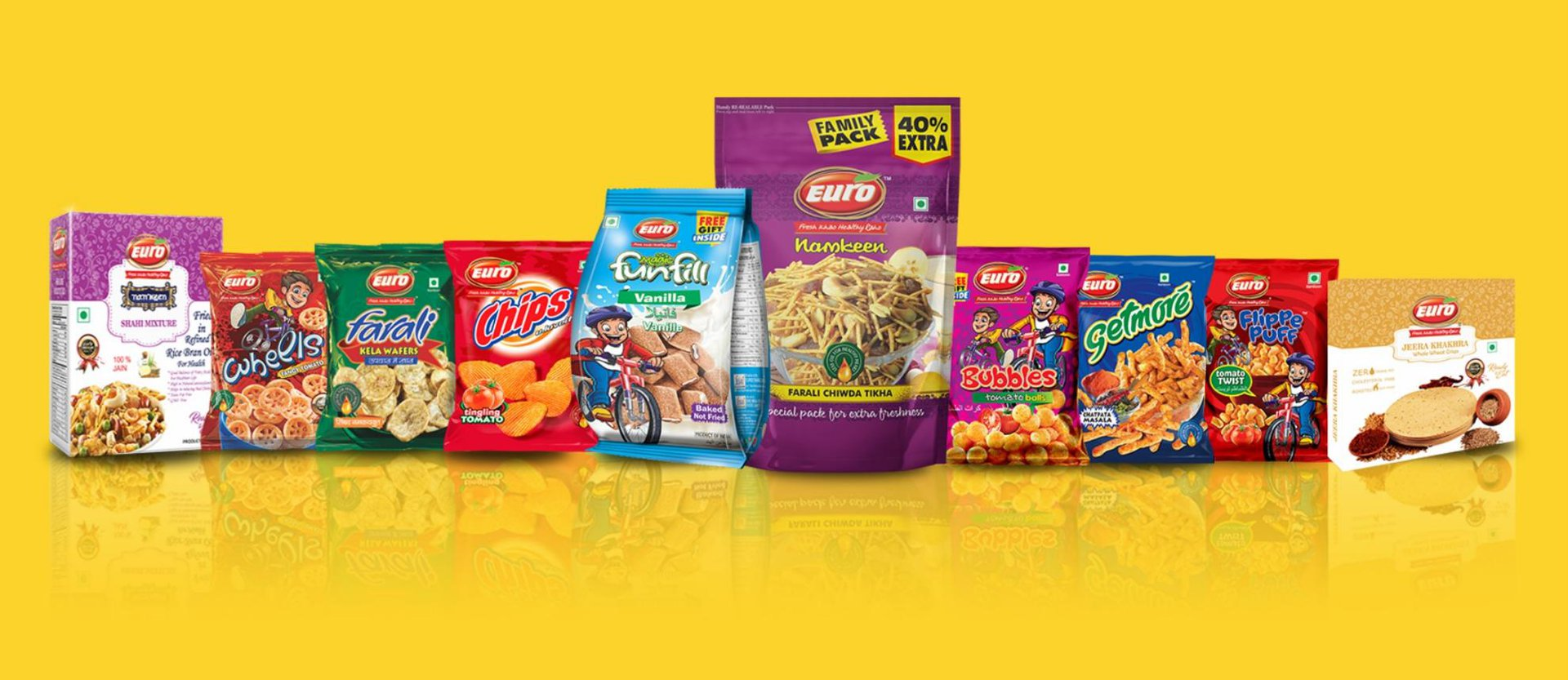 Chips and other products